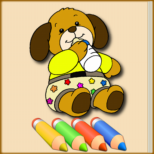 Coloring Book HD