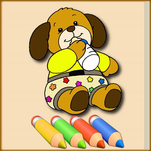 Coloring Book HD